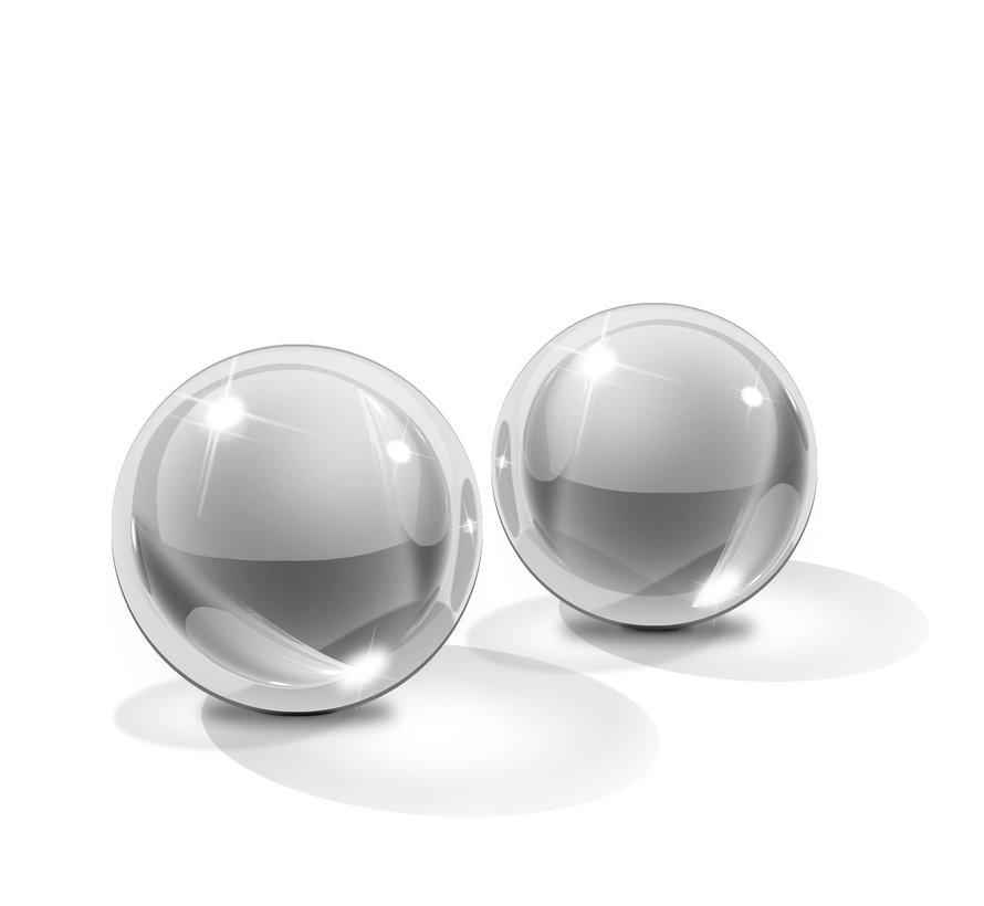 Icicles No.42 Glass Ben-Wa Balls Medium