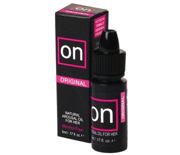 Sensuva Sensuva ON Arousal Oil 5ml