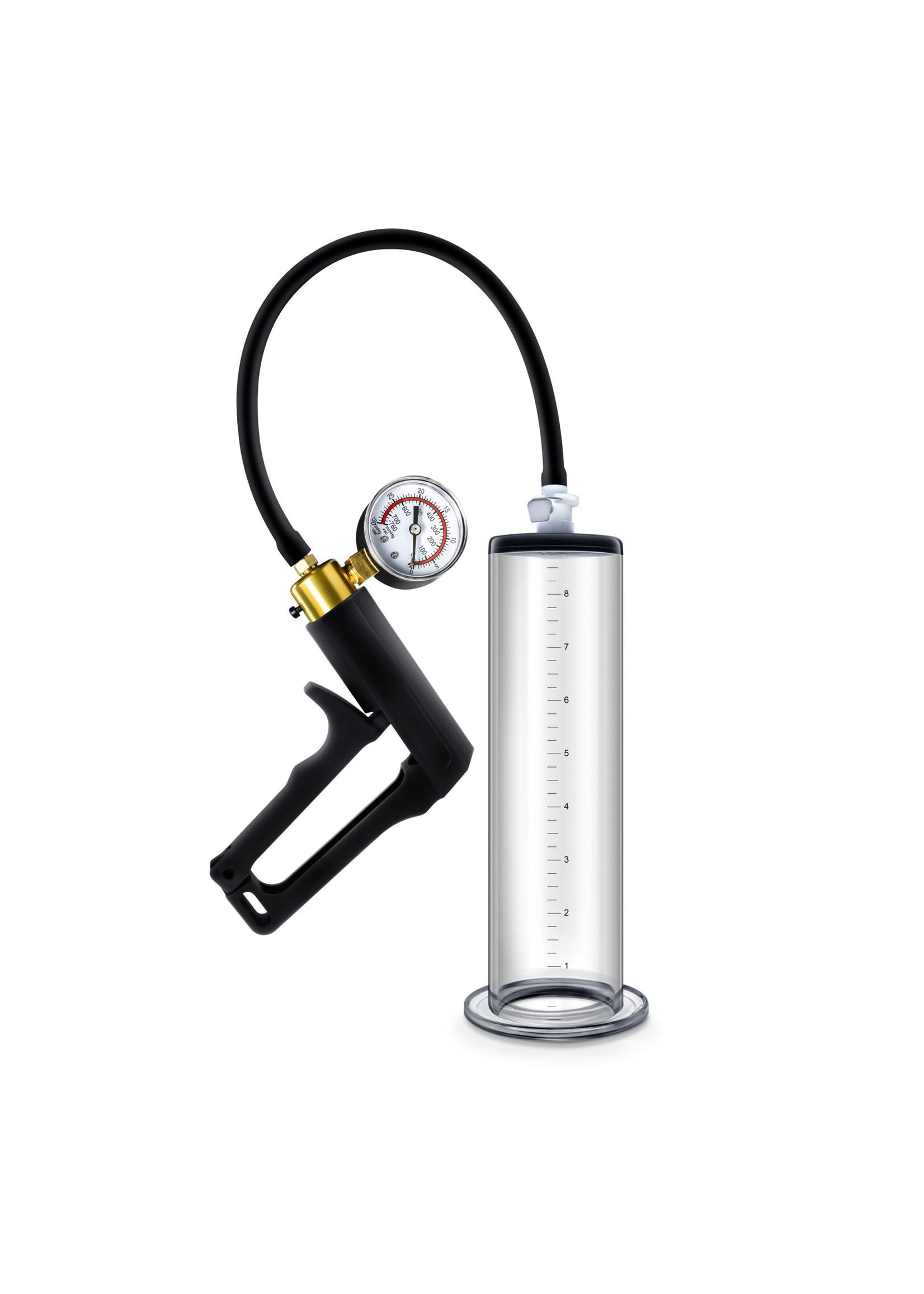 Blush Novelties VX7 Vacuum Trigger Penis Pump