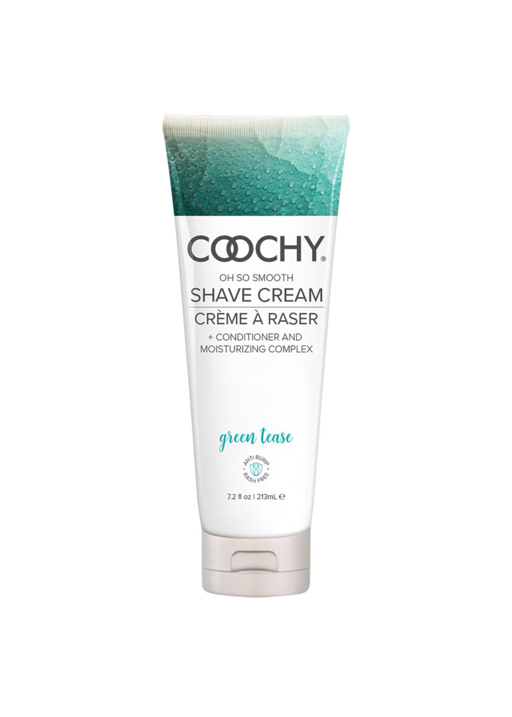 Coochy COOCHY GREEN TEASE 7.2OZ