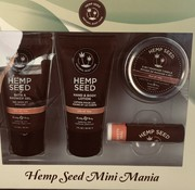 Earthly Body Hemp Mini Mania Set Isle of You