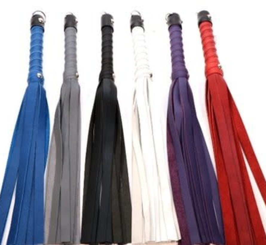 """24"""" Classic Leather Flogger"""