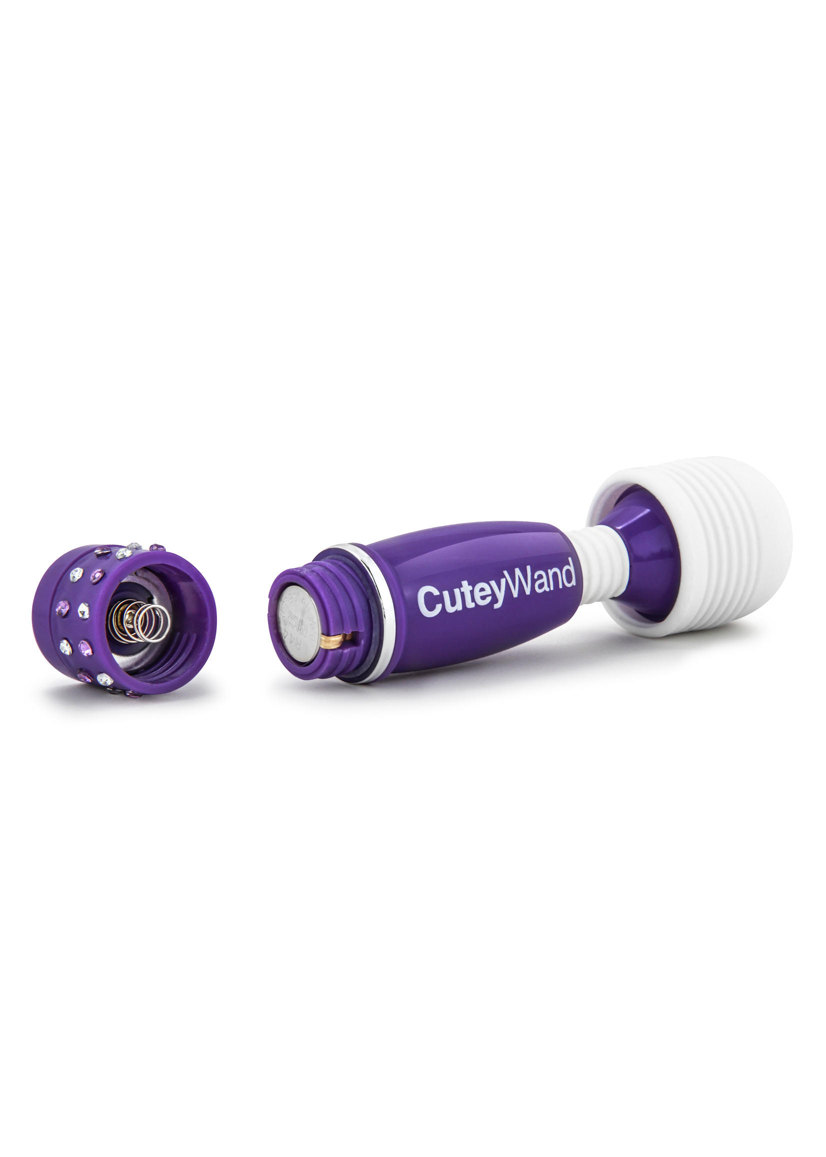 Blush Novelties Play with Me - Cutey Wand - Purple