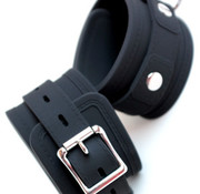 Stockroom Silicone Locking Wrist Cuffs