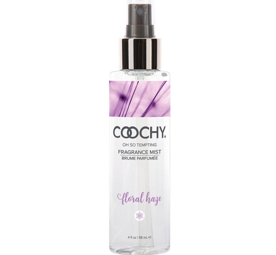 Coochy Fragrance Body Mist-Floral Haze 4oz