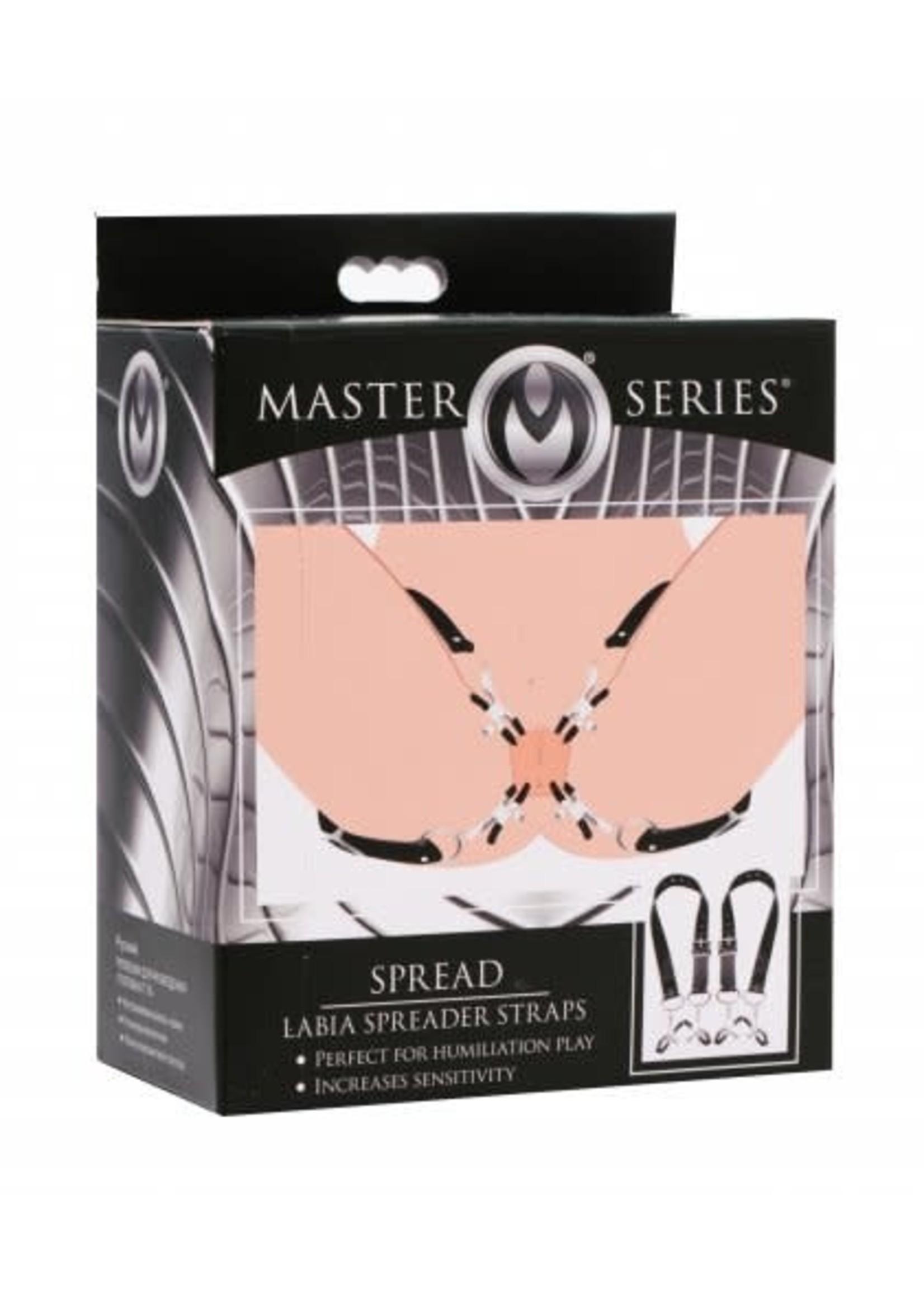 Labia Spreader Straps