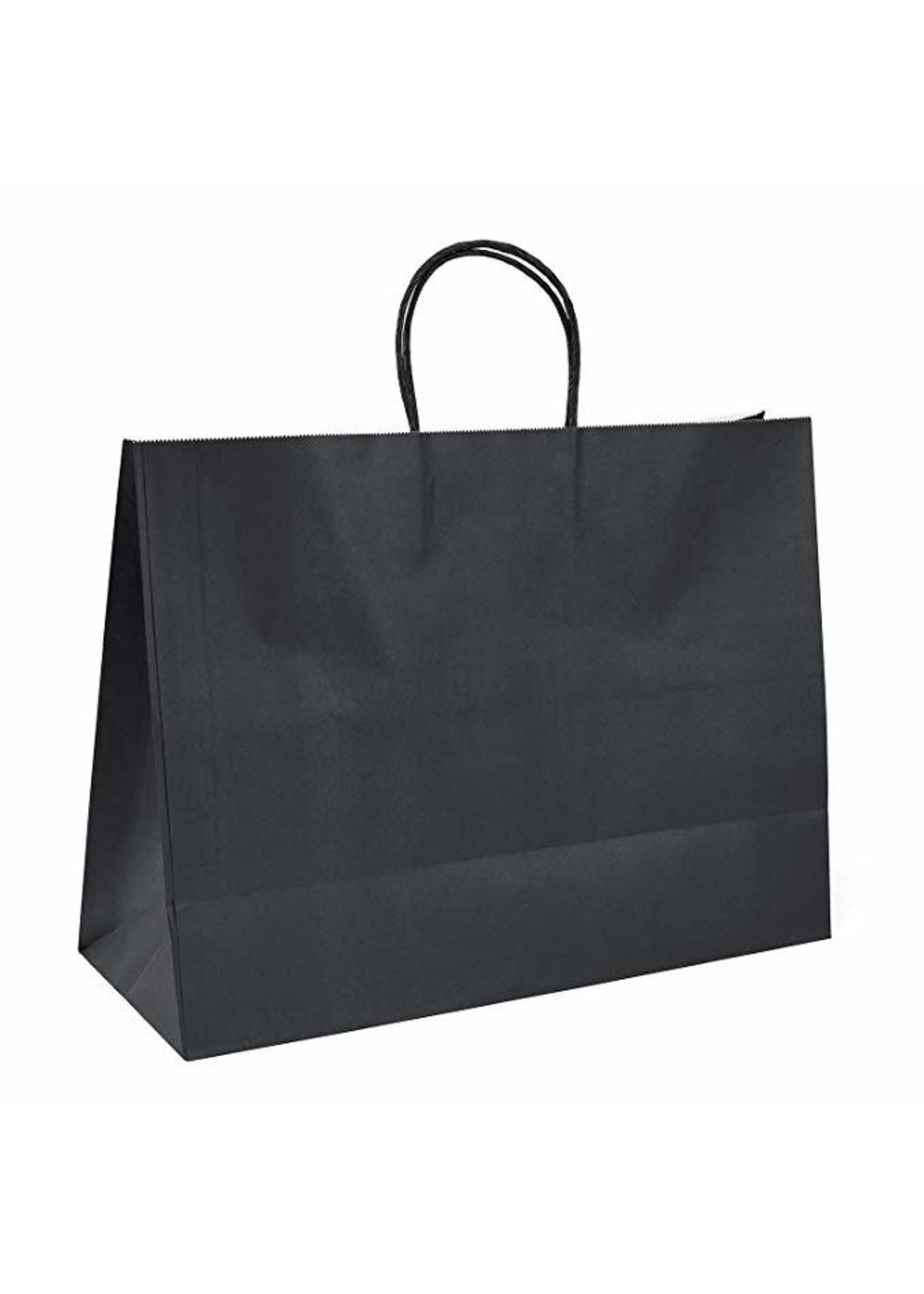 Large Black Gift Bag