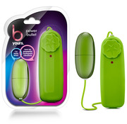 Blush Novelties B Yours - Power Bullet- Lime