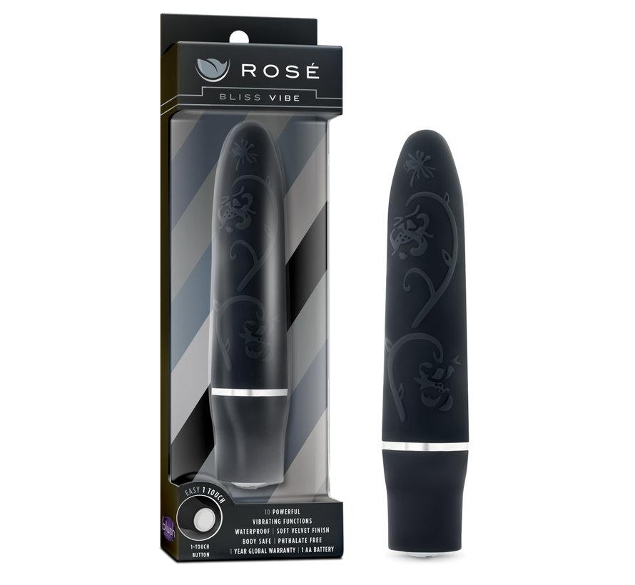 Rose - Bliss Vibe - Black