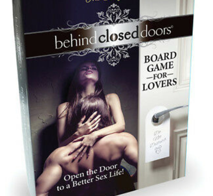 Behind Closed Doors: Board Game for Lovers