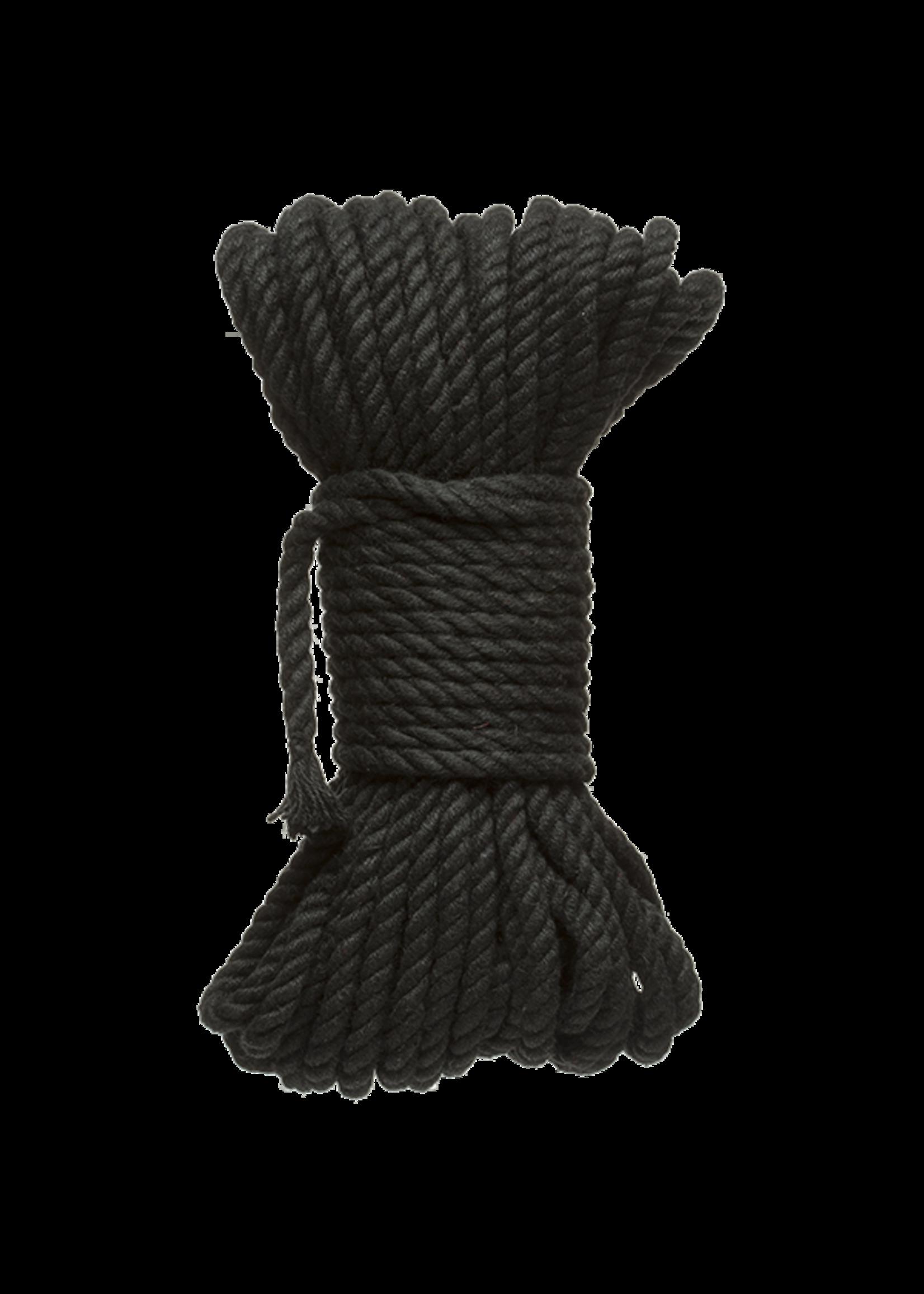 Doc Johnson Kink Hogtied Bind & Tie Black 50ft