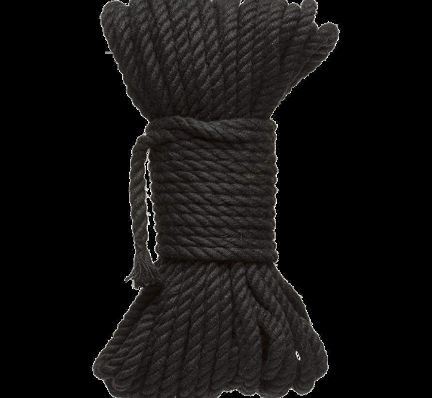 Kink Hogtied Bind & Tie Black 50ft