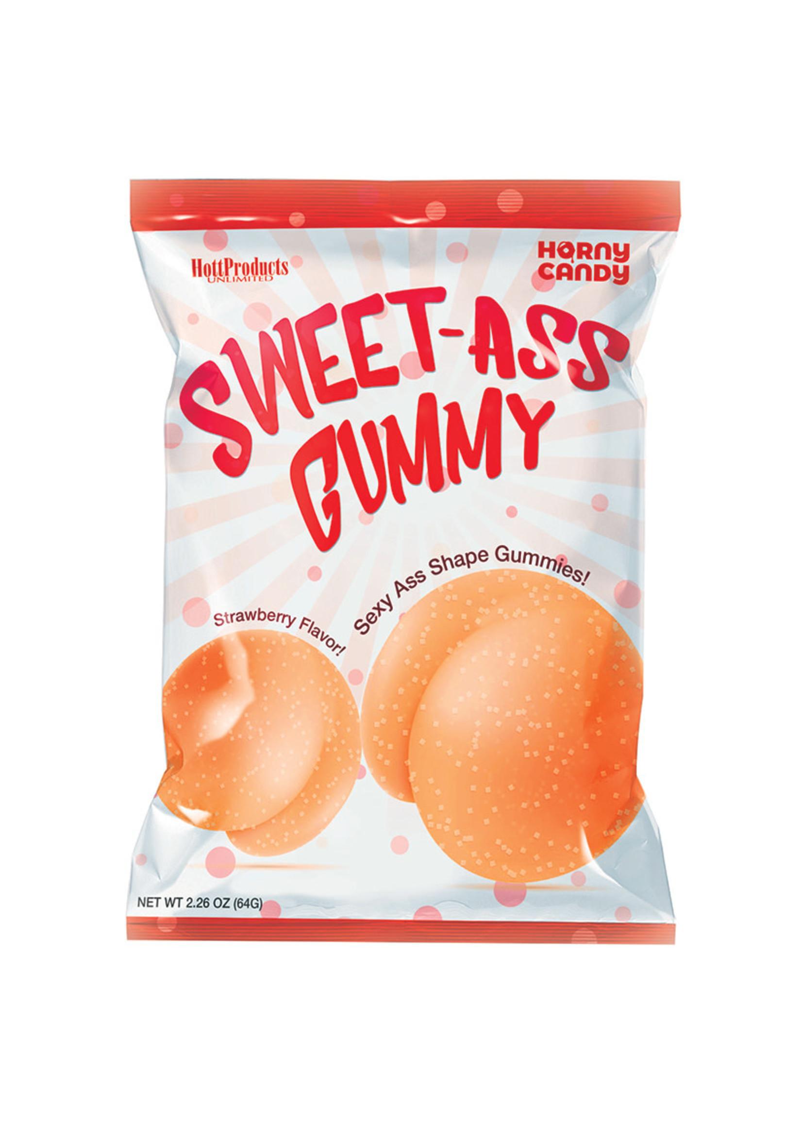 Sweet Ass Gummy-Strawberry