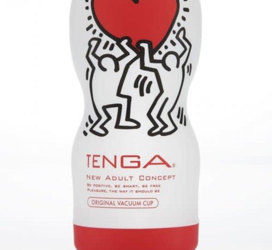 TENGA KEITH HARING ORIGINAL VACUUM CUP