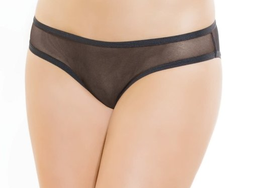 Coquette CROTCHLESS PANTY (189x)