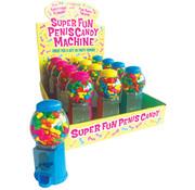 Super Fun Penis Gumball Machine Single