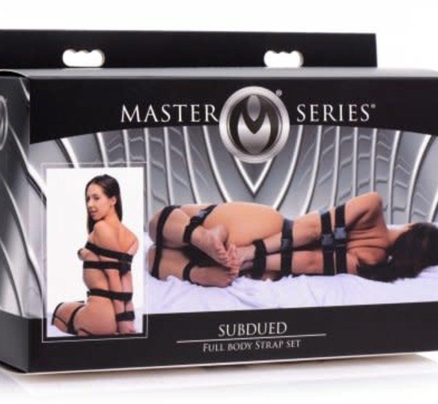 Subdued Full Body Strap Set