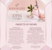 High on Love HOL x CEN  Objects of Desire Gift Set