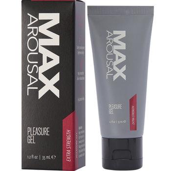 MAX Arousal Pleasure Gel-Extra Strength