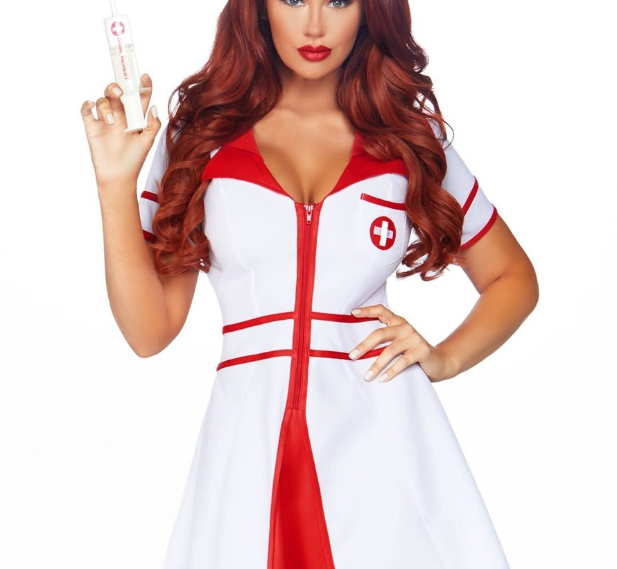 Leg Avenue Hospital Honey Costume