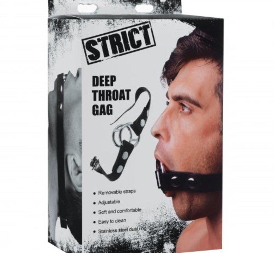Deep  Throat Gag