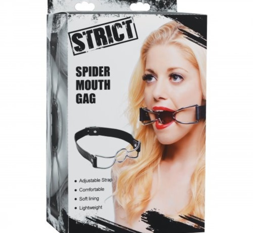 Spider Mouth Gag