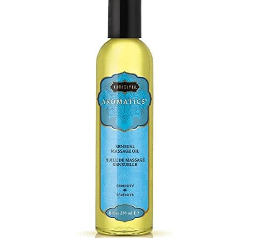 Aromatics Massage Oil Serenity 8fl oz