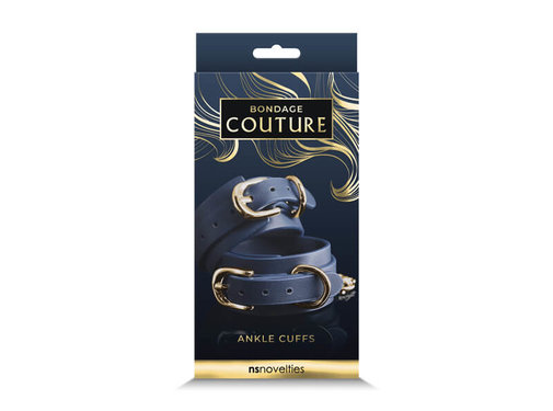 Bondage Couture Ankle Cuffs