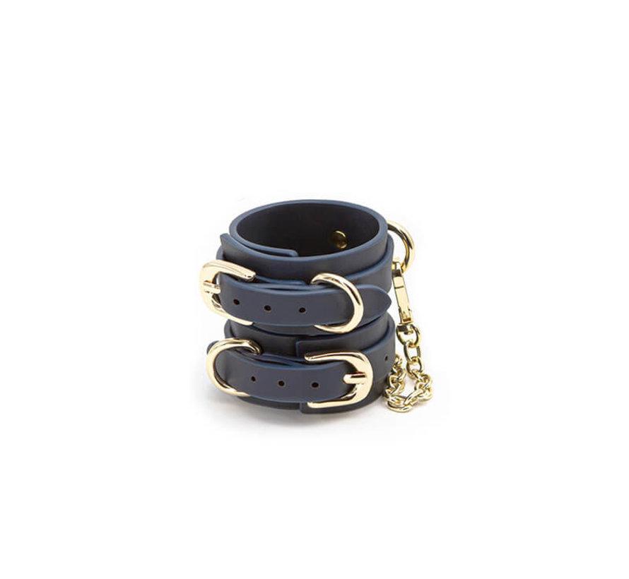 Bondage Couture Wrist Cuffs