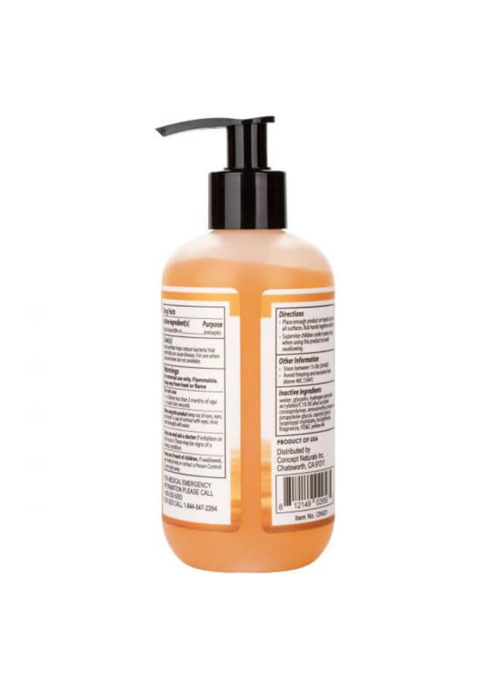 Cal Exotic Novelties Hand Sanitizer Gel (70% Alcohol) 8 oz
