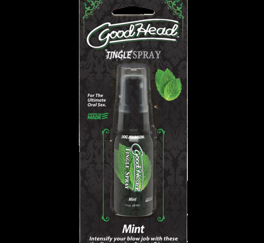GoodHead - Tingle Spray - Mint