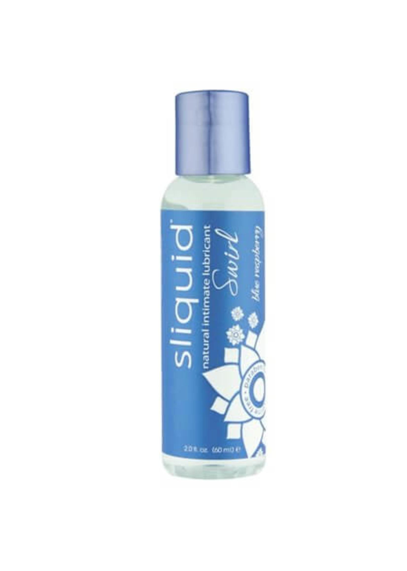 Sliquid SLIQUID BLUE RASPBERRY 2OZ single