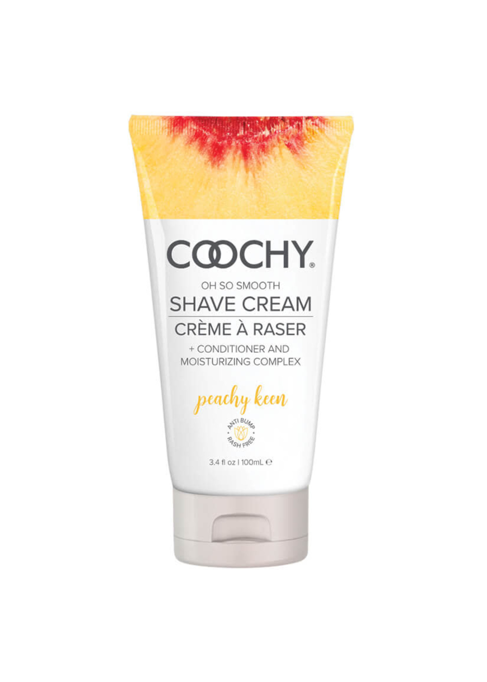 Coochy Peachy Keen 3.4oz