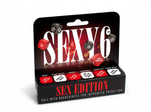 Sexy 6 Dice SEX Game