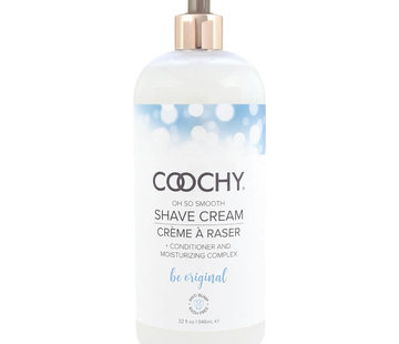 Coochy Shave Cream-Be Original 32oz