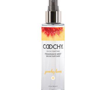 Coochy Coochy Fragrance Body Mist-Peachy Keen 4oz