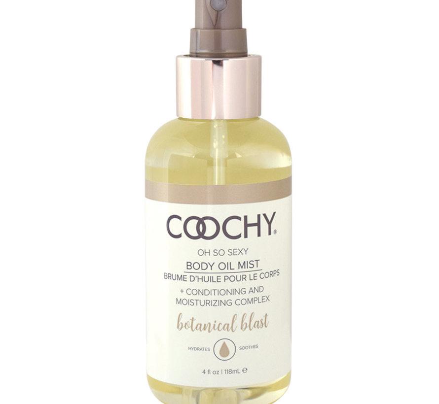 Coochy Body Oil Mist-Botanical Blast 4oz