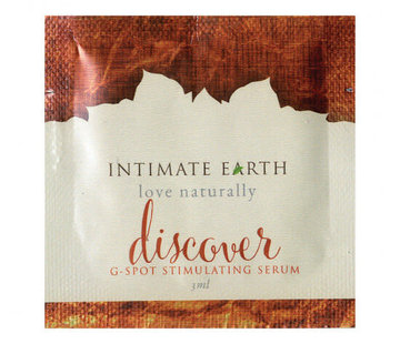 Intimate Earth Intimate Earth Discover G Spot Foil single packet