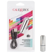 Cal Exotic Novelties Rechargeable Mini Bullet-Silver