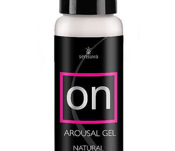 Sensuva ON for Her Arousal Gel Original 1 fl.oz. Bottle
