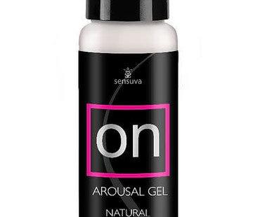 Sensuva ON for Her Arousal Gel Original 1 fl.oz. Bottle