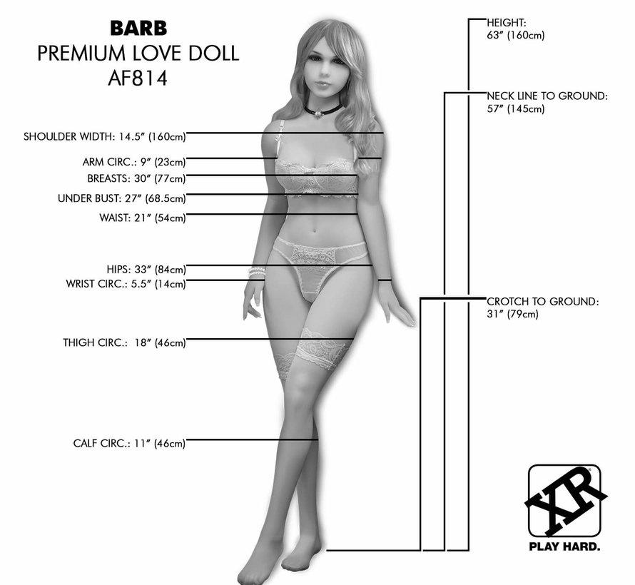 Barb Premium Love Doll