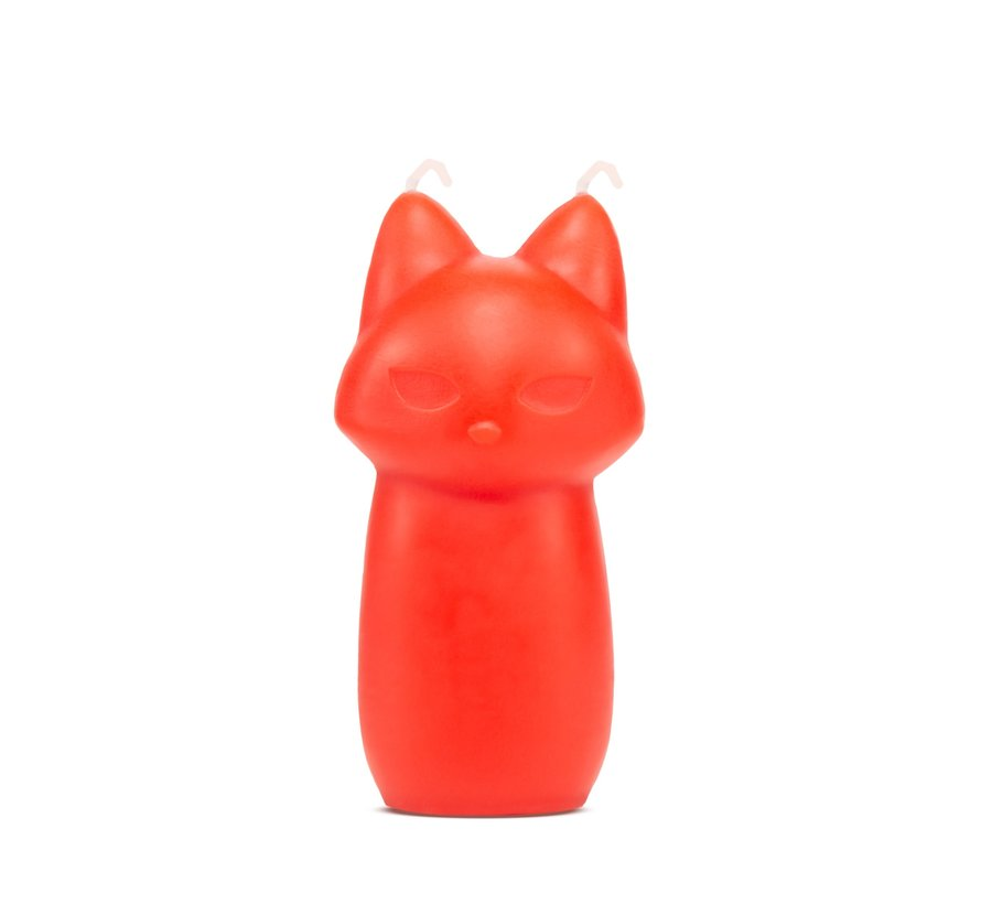 Temptasia - Fox Drip Candle - Red