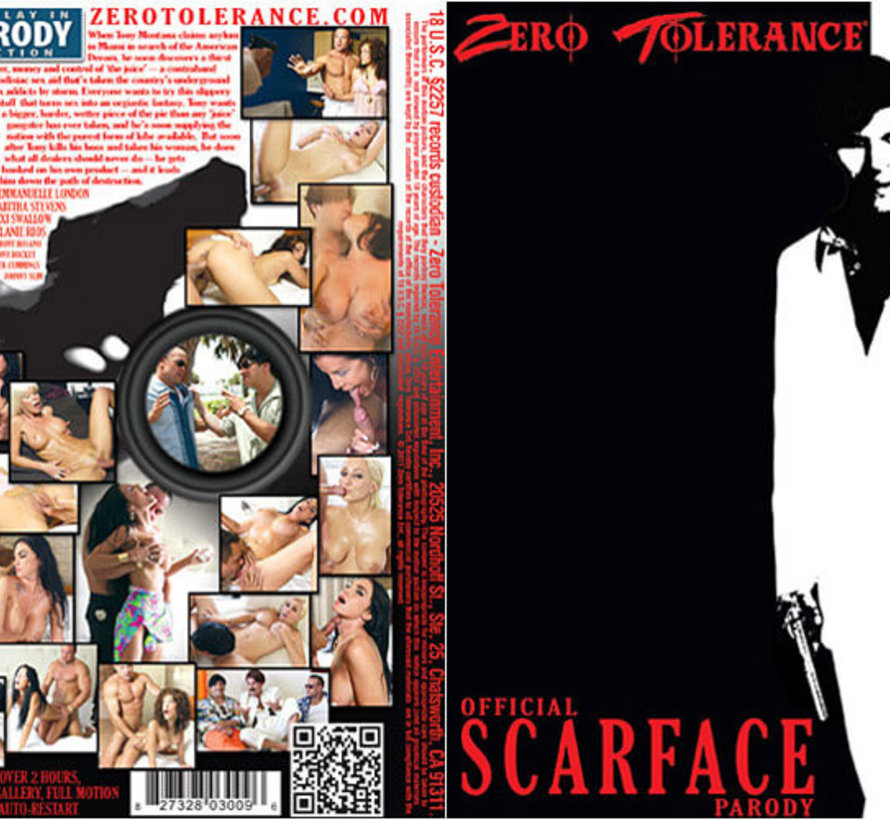 Official Scarface Parody