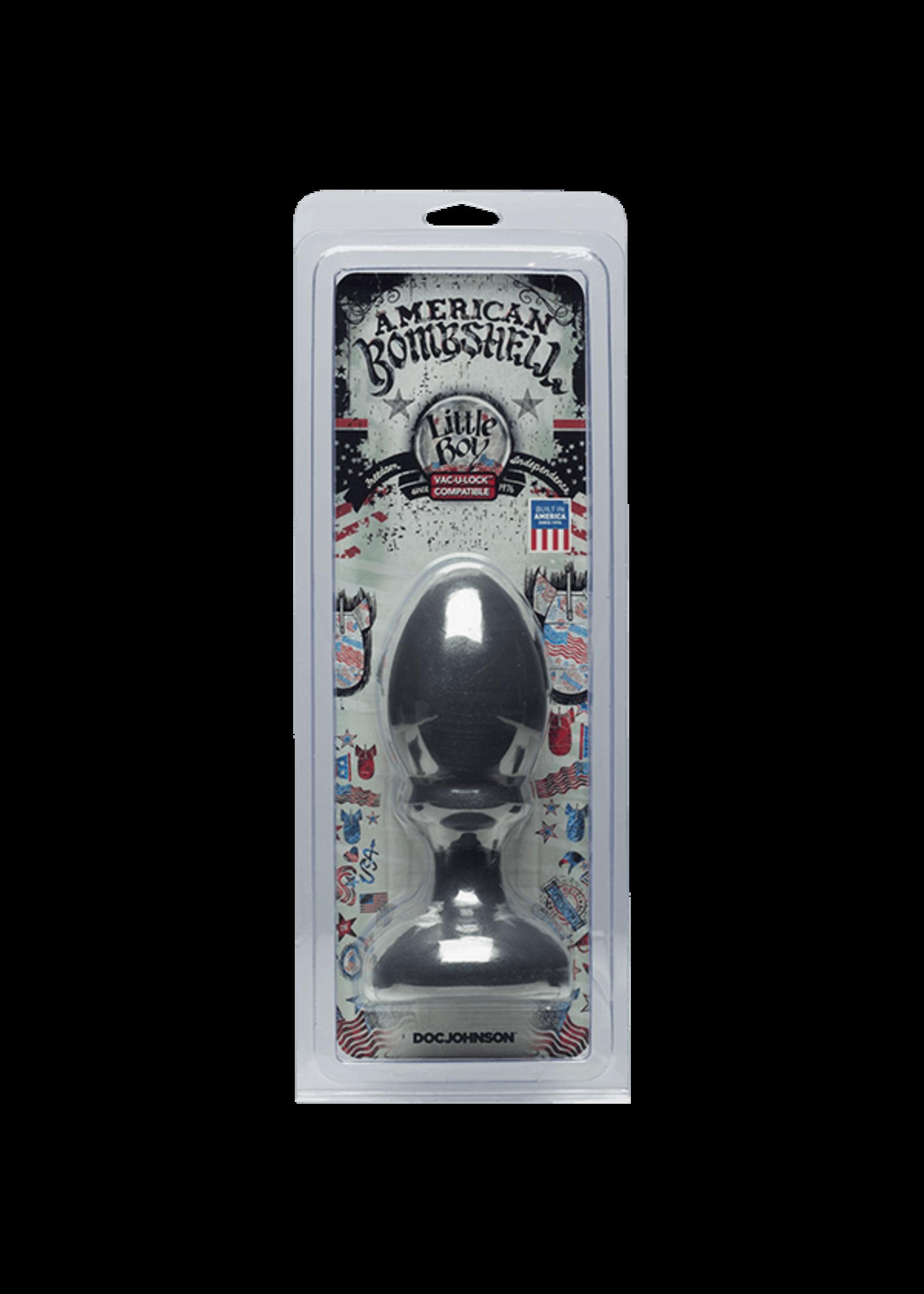 Doc Johnson American Bombshell-Little Boy Plug