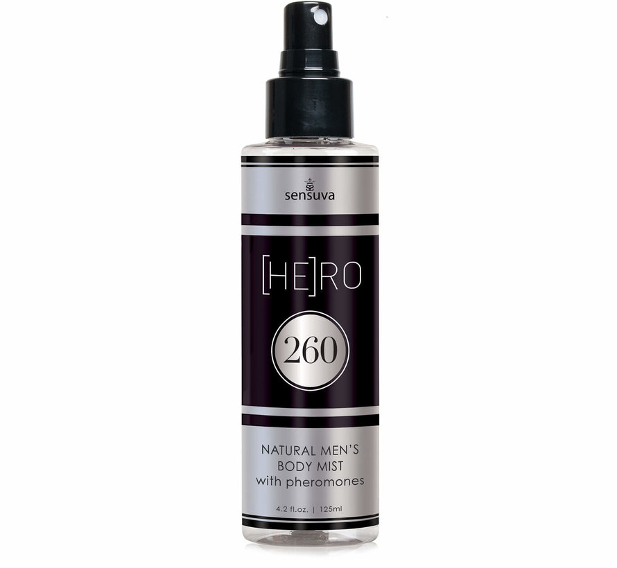 [HE]RO 260 Infused Body Mist for Him 4.2 oz.