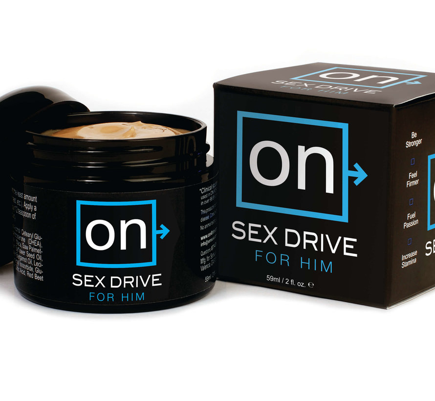 ON Sex Drive for Him 2 oz