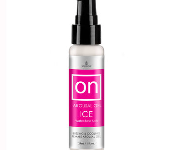Sensuva ON for Her Arousal Gel Ice 1 oz.