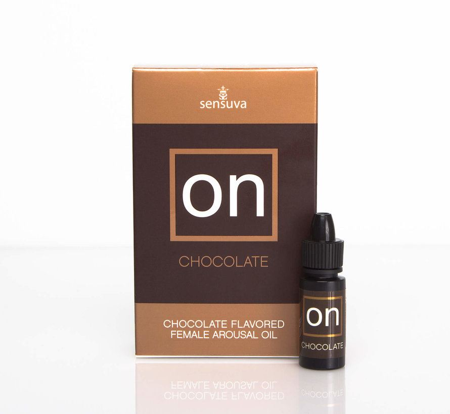 ON for Her Arousal Oil Chocolate 5 ml