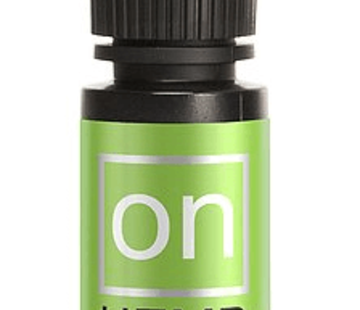Sensuva ON for Her Hemp Infused Arousal Oil 5 ml